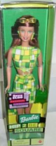 2000 Square Barbie doll gr