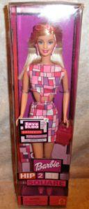 2000 Square Barbie doll pi