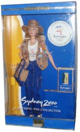 2000 Sydney 2000 Olympic Pin Collector n