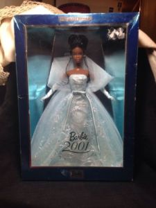 2001 Barbie 2001 Collector Edition aa