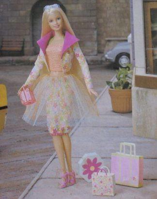 2001 Barbie STYLE Boulevard b