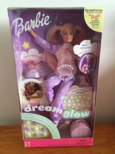 2001 Dream Glow, Barbie Doll.