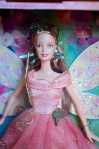 Fairy of the Garden Barbie