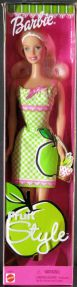 2001 Fruit Style Barbie doll