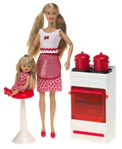 2001 Fun Treats, Barbie and Kelly Giftset