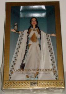 2001 Goddess of Wisdom n