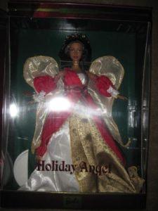 2001 Holiday Angel aan