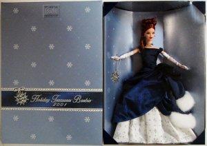 2001 Holiday Treasures n