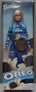 2001 oreo barbie doll