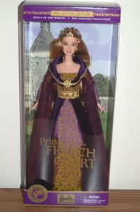 2001 Princess of the French Court n