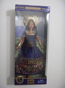 2001 Princess of the Incas™ Barbie n
