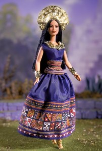 2001 Princess of the Incas™ Barbie