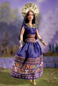 2001 Princess of the Incas™ Barbie