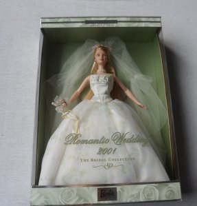 2001 Romantic Wedding n