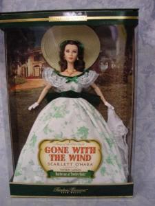 2001 Scarlett O'Hara™ Doll Barbecue at Twelve Oaks n