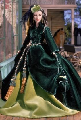 2001 Scarlett O'Hara™ Doll On Peachtree Street