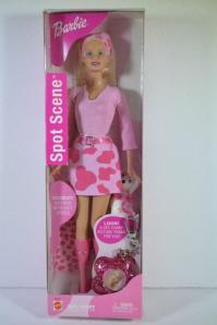 2001 Spots Scene pink