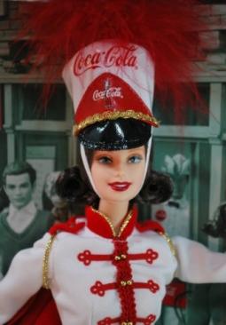 2002 Coca-Cola Majorette f