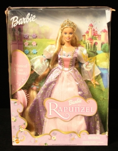 2002 Rapunzel Barbie n
