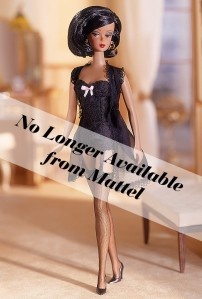 2002 The Lingerie Barbie® Doll #5