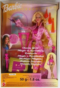 2003 Barbie Secret Spells