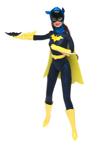 2003 Batgirl, Barbie doll. f