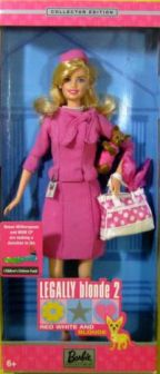 2003 Elle Woods from Legally Blonde 2 n