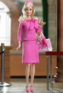 2003 Elle Woods from Legally Blonde 2