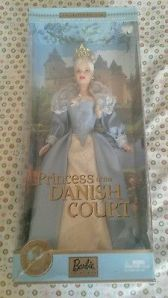 2003 Princess of the Danish Court n