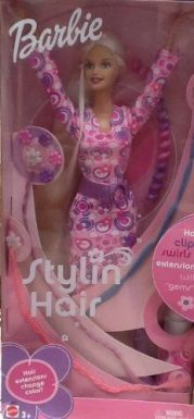 2003 Stylin Hair Barbie