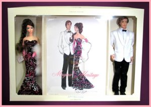 2004 45th Anniversary Barbie® Doll and Ken® Doll n