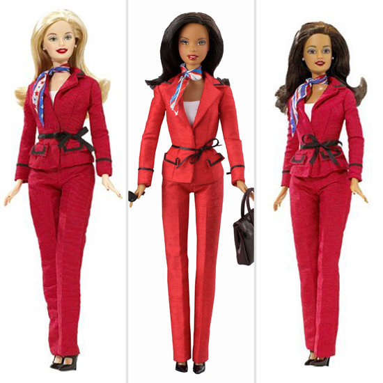 2004 Barbie for President Doll. f