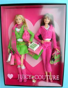 2004 Juicy Couture Barbie® Dolls Gold Label (1)