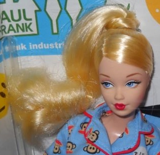 2004 Paul Frank, Barbie Dolls. f2