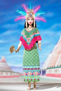 2004 Princess of Ancient Mexico