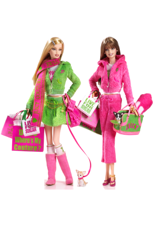 2005 Juicy Couture Barbie® Dolls