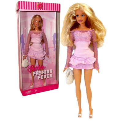 2006 Barbie Fashion Fever 2