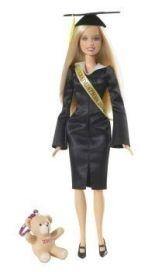 2007 Barbie Graduation Day