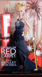 2007 E Live From The Red Carpet Doll Badgley Mischka