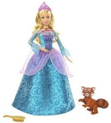 2007 The Island Princess Princess Rosella Doll