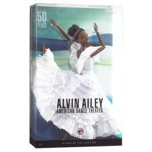 2008 Alvin Ailey® American Dance Theater Barbie® Doll n