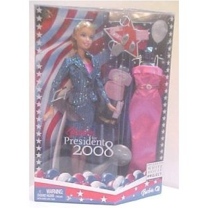 2008 Barbie for President