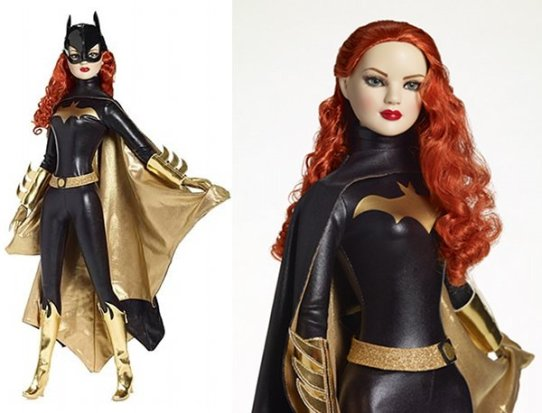 2008 Batgirl, Barbie Doll.