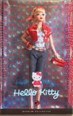 2008 Hello Kitty® Barbie® Doll n
