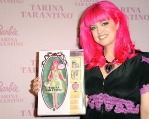 2008 Tarina Tarantino, Barbie Doll. f