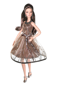 2009 Hershey'™s Barbie® Doll