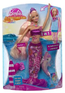 2010 Barbie in A Mermaid Tale n