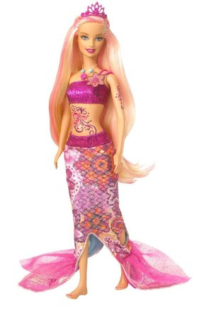 2010 Barbie in A Mermaid Tale