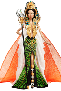 2010 Cleopatra, Barbie Doll