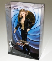 2010 Goldfinger, Barbie doll. n
